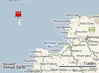 Lundy Isles, N Cornwall